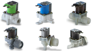 inlet valves for home appliances