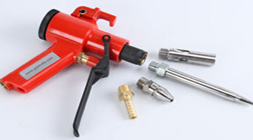 Real blow jet, high thrust stainless steel nozzle