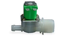 PILOT OPERATED VALVE FOR WASHING MACHINE, WIRLPOOL