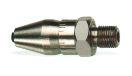 adjustable thrust compressed air blow nozzle